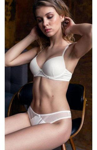 Бюстгальтер Basic Lace (push-up)